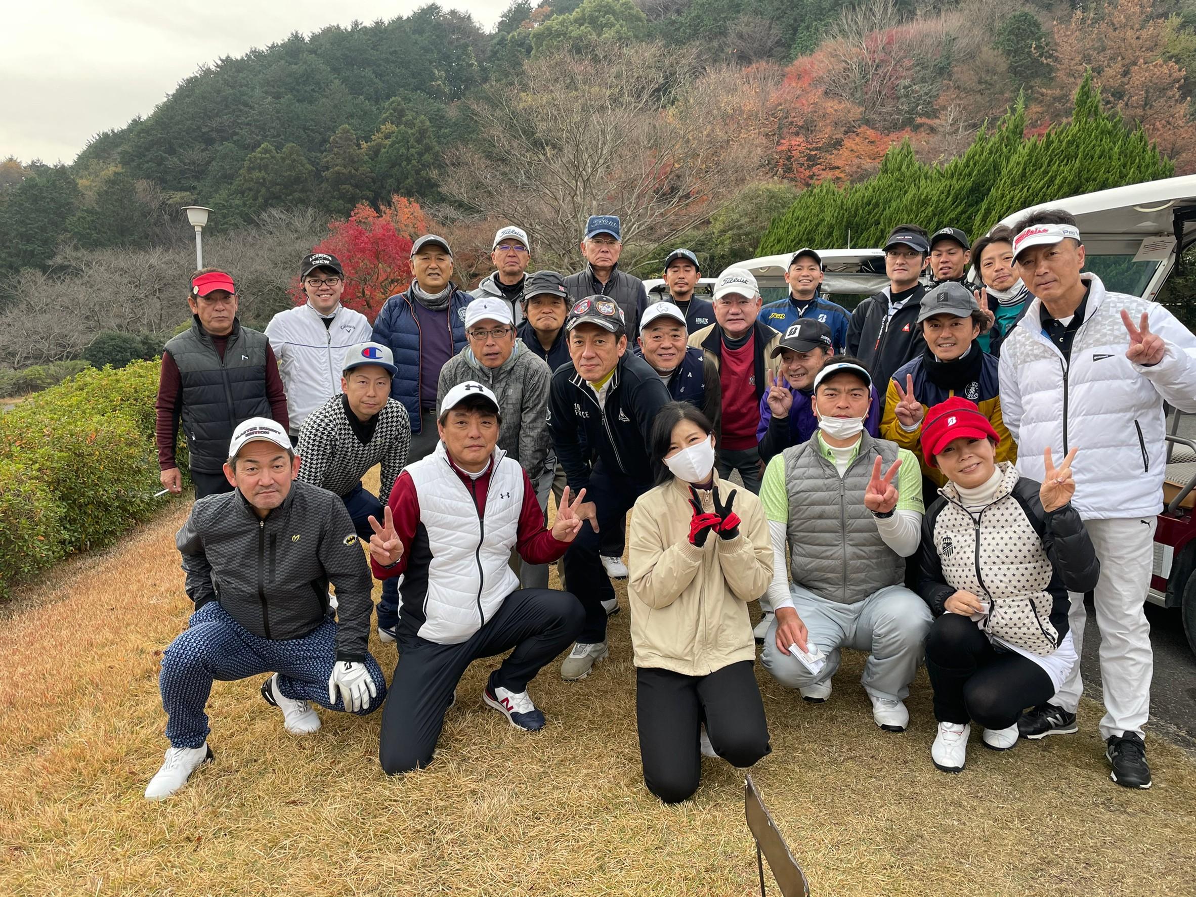 博多支部ゴルフコンペが開催されました