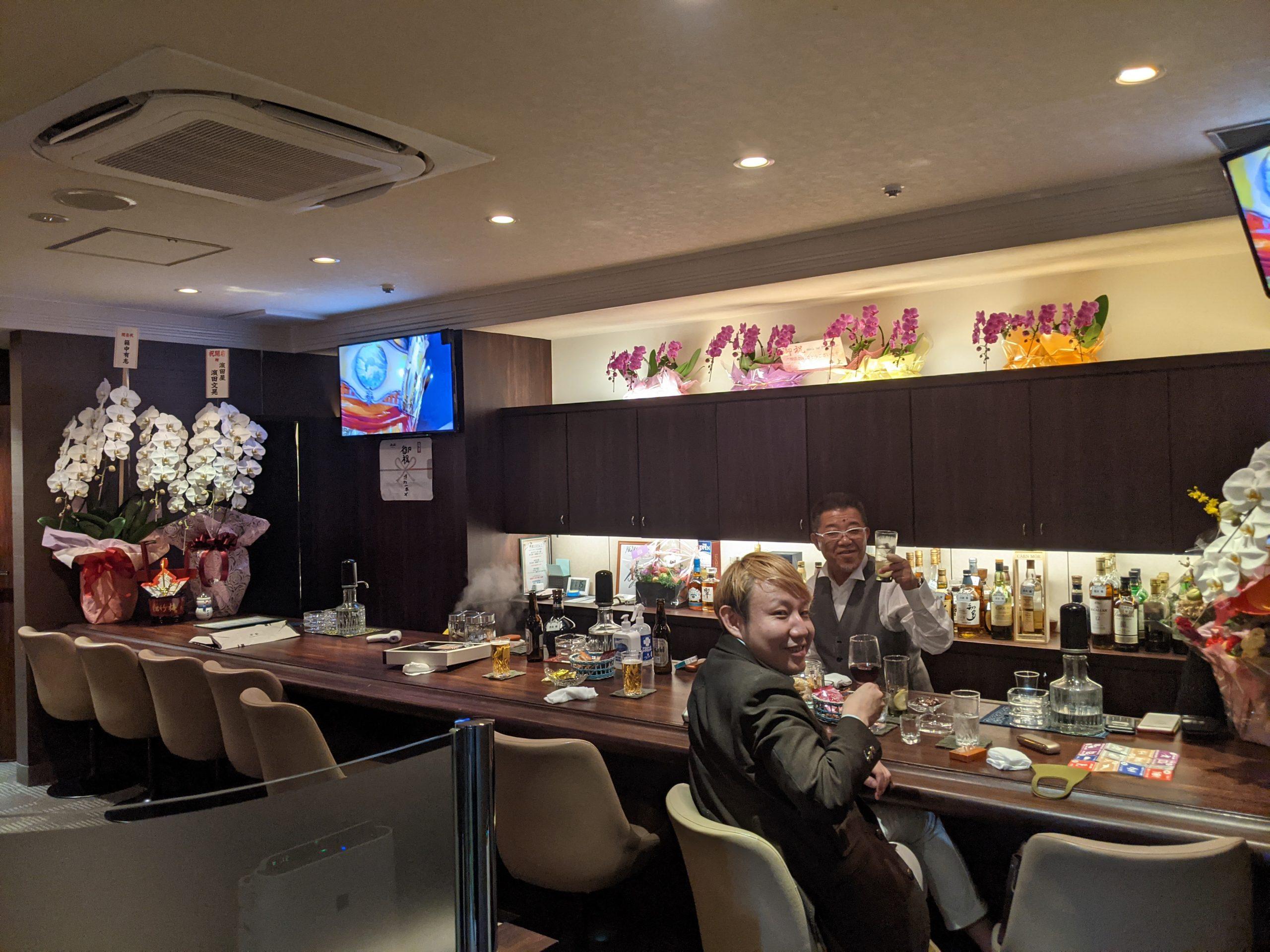 森幹夫さんのお店『PARADISE』が移転オープン!